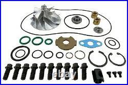 Turbo Repair Upgrade Kit for 05+ 6.0L Powerstroke Diesel Billet Upgrade GT3782VA
