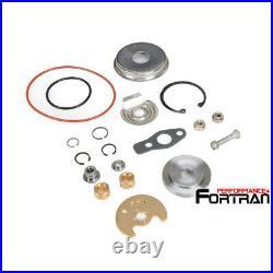 Turbo Upgrade Wheel Kit TF06-18K & Performance Repair Kit Fit EVO X / 10 4B11T