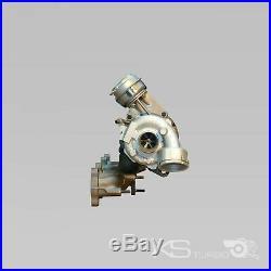 Turbolader 2,0TDI 03G253016H BMP BMM BVD VW EOS GARRETT 103kW 140PS