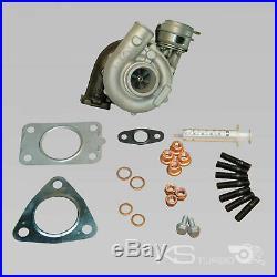 Turbolader Garrett VW T4 151PS 074145703G AXL AHY AXG GT22V + Montagesatz