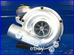 Turbolader MAZDA 6 CiTD MPV II DI J25S LW 2.0 89 100 kW 136 PS VDA10019 VJ32