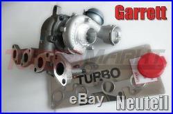 Turbolader NEU Seat Altea (5P1) 2,0 TDI 136 PS 140 PS Motor BKD AZV 724930-5010S