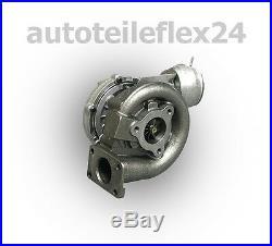 Turbolader Turbo Volkswagen VW T4 2.5 TDI 111kW 150PS AHY / AXG, 454192 GARRETT