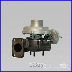 Turbolader VW T4 2,5 TDI 111KW / 151PS 074145703EX AHY AXG AXL + Montagesatz
