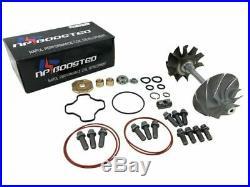 Upgraded Garrett GTP38 TP38 1999-03 Powerstroke 7.3 Turbo Rebuild Kit 360 Degree