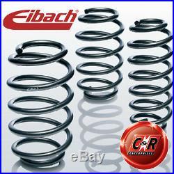 VW Bora 2.3V5 4Motion, 2.8V6 4Motion, 1.9TDI 4Motion 10/98-09/05 Eibach Pro-Kit